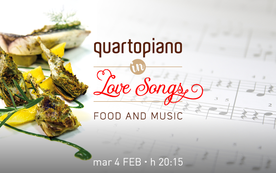 Quartopiano in Love Songs